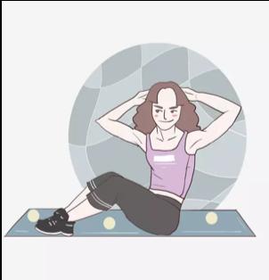 动态猫式瑜伽怎么做?图片