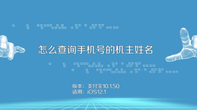 手机号码查机主信息_如何通过手机号码查询信息-百度经验