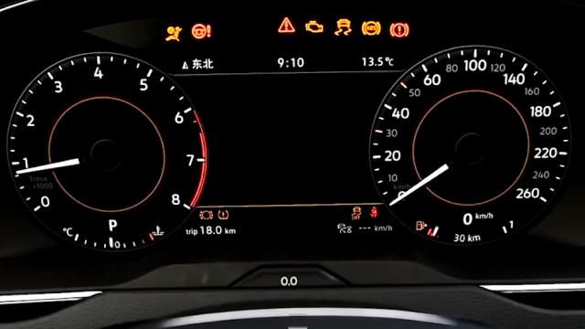 大众汽车仪表盘图标_汽车指示灯图解大全-百度经验