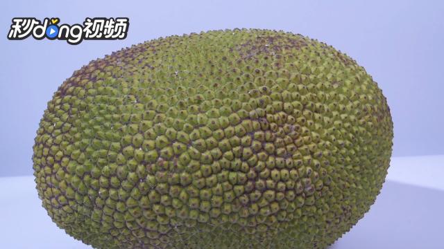 菠萝蜜怎么剥皮图片_怎么样挑选菠萝蜜-百度经验