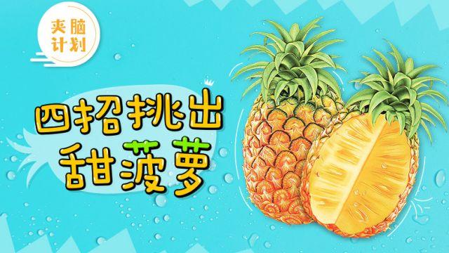 削菠萝的方法视频_教你如何切菠萝-百度经验